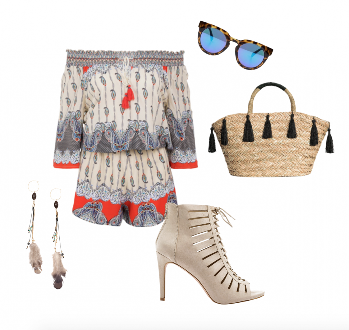 3x Zomerse Outfits