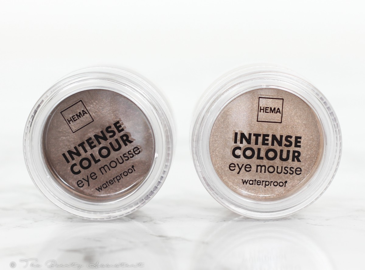 HEMA Intense Colour Eye Mousse
