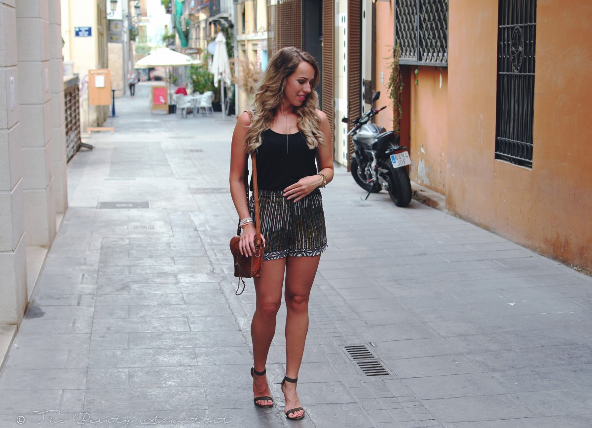 Outfit: Streets of Valencia