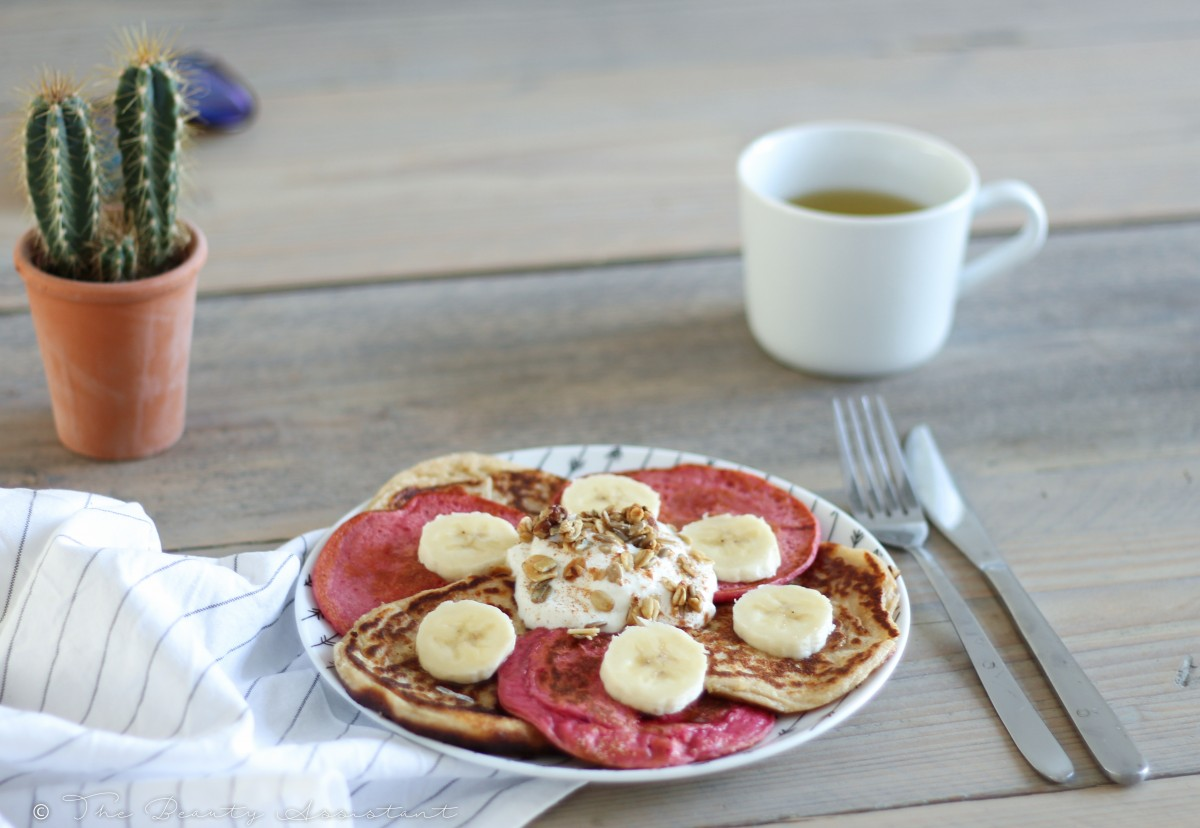 Recept: Magere Kwark Pancakes