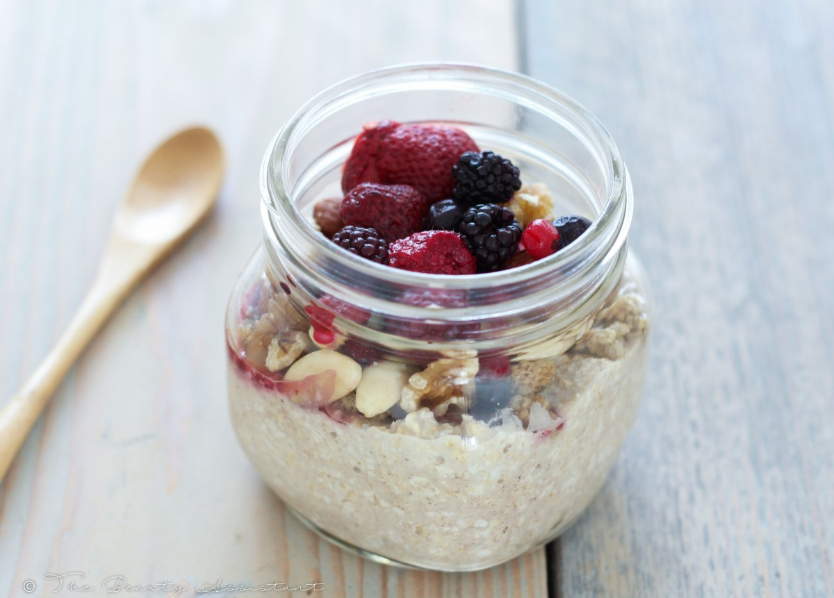 Recept: Kaneel Overnight Oats