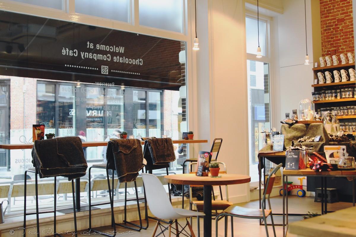 Hotspot Breda: Chocolate Company