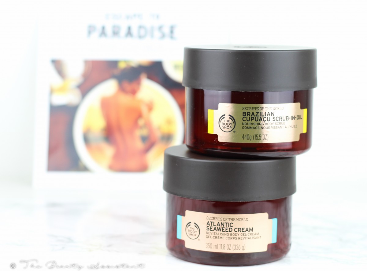 The Body Shop Escape To Paradise