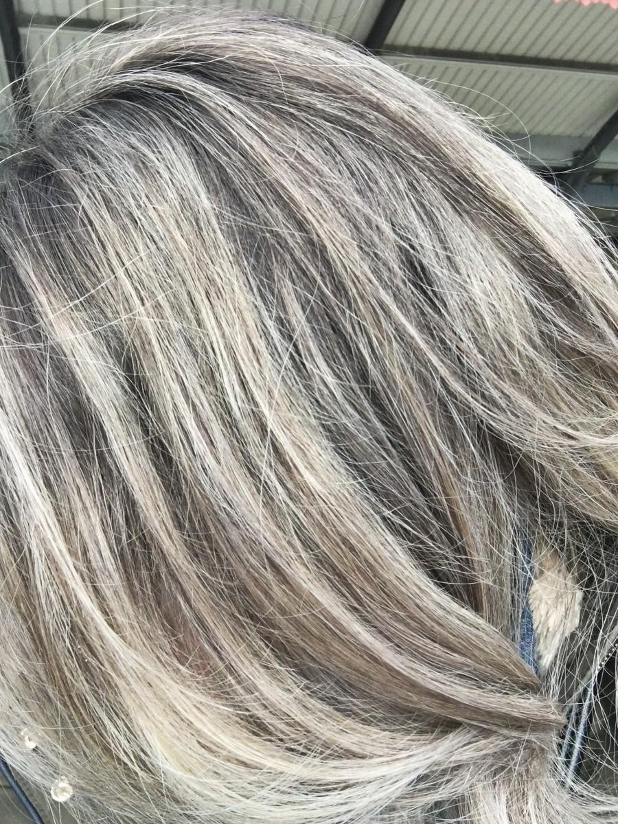 Happy New Ashy Hair