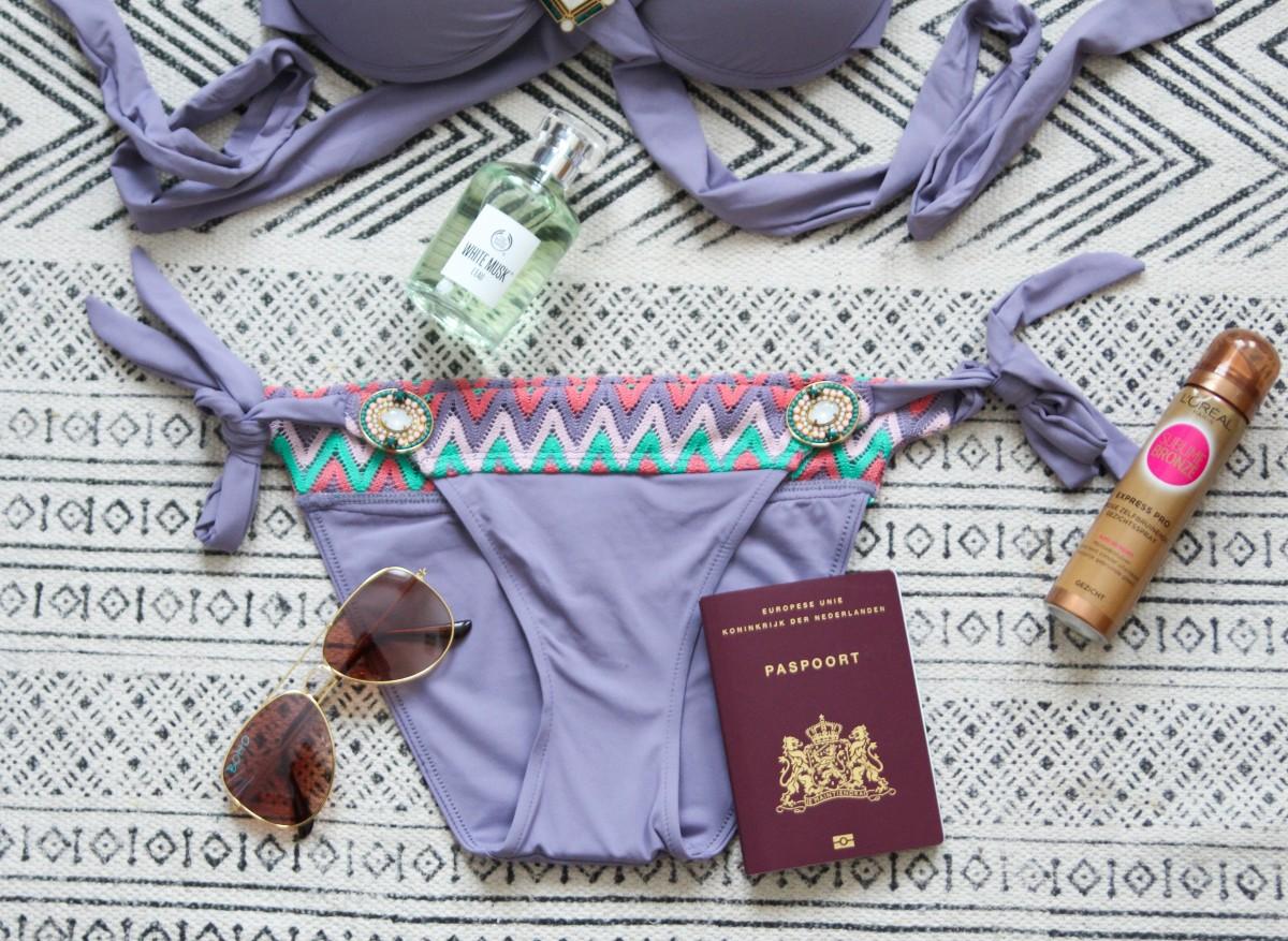 Klaar voor de zomer met mijn nieuwe Boho bikini