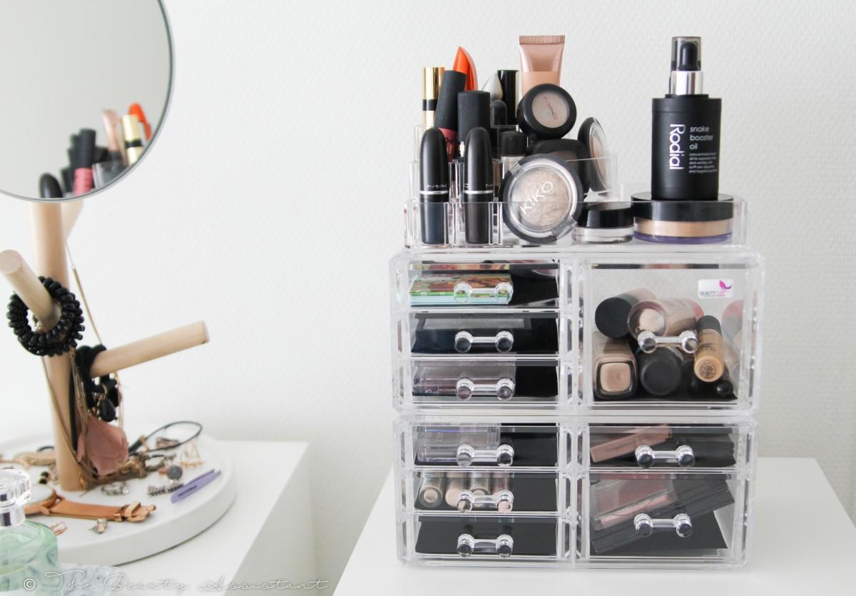 Beauty Cube Make-up Organizer