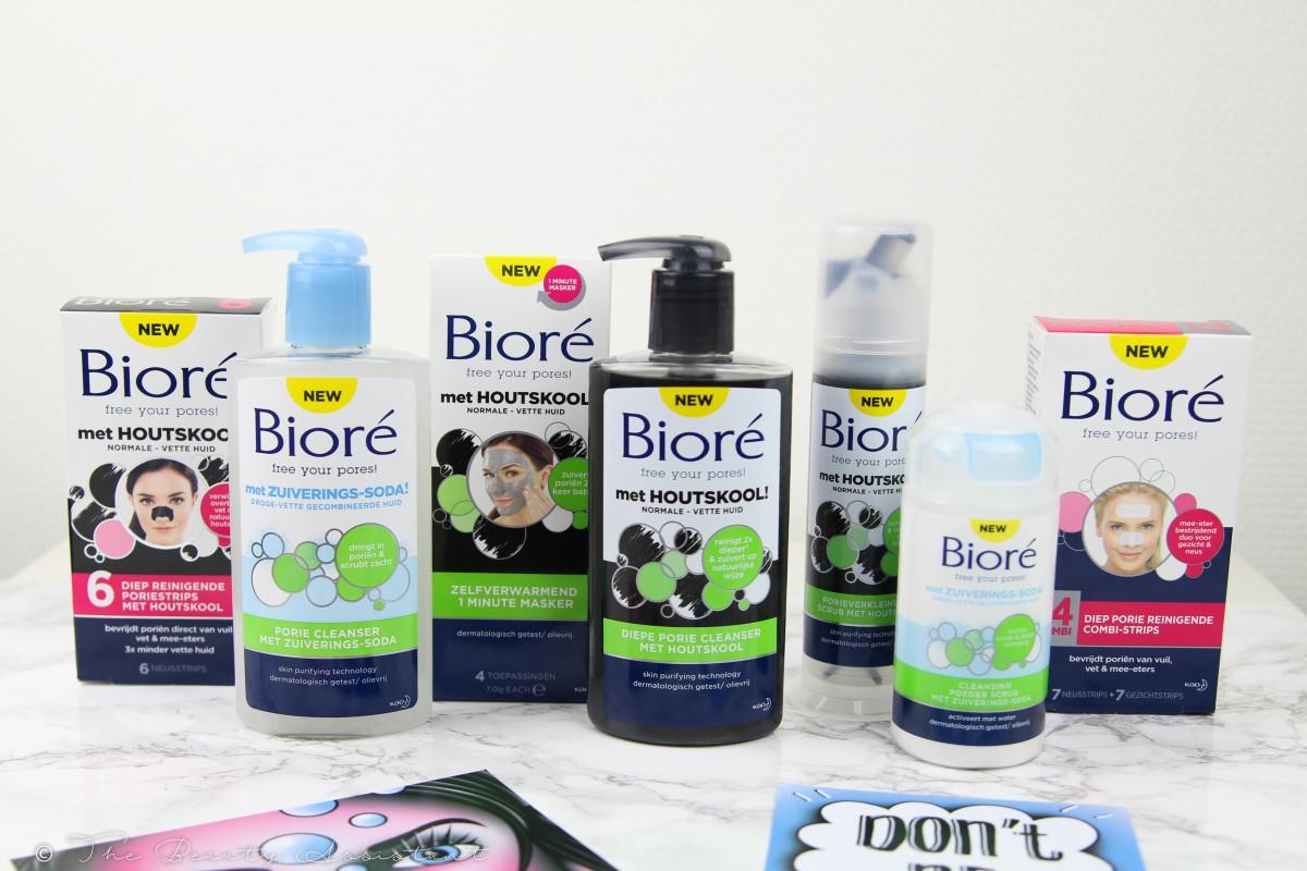 Een schone huid met Bioré