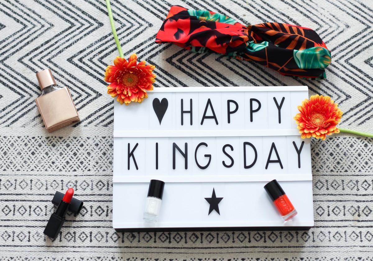 Happy Kingsday!