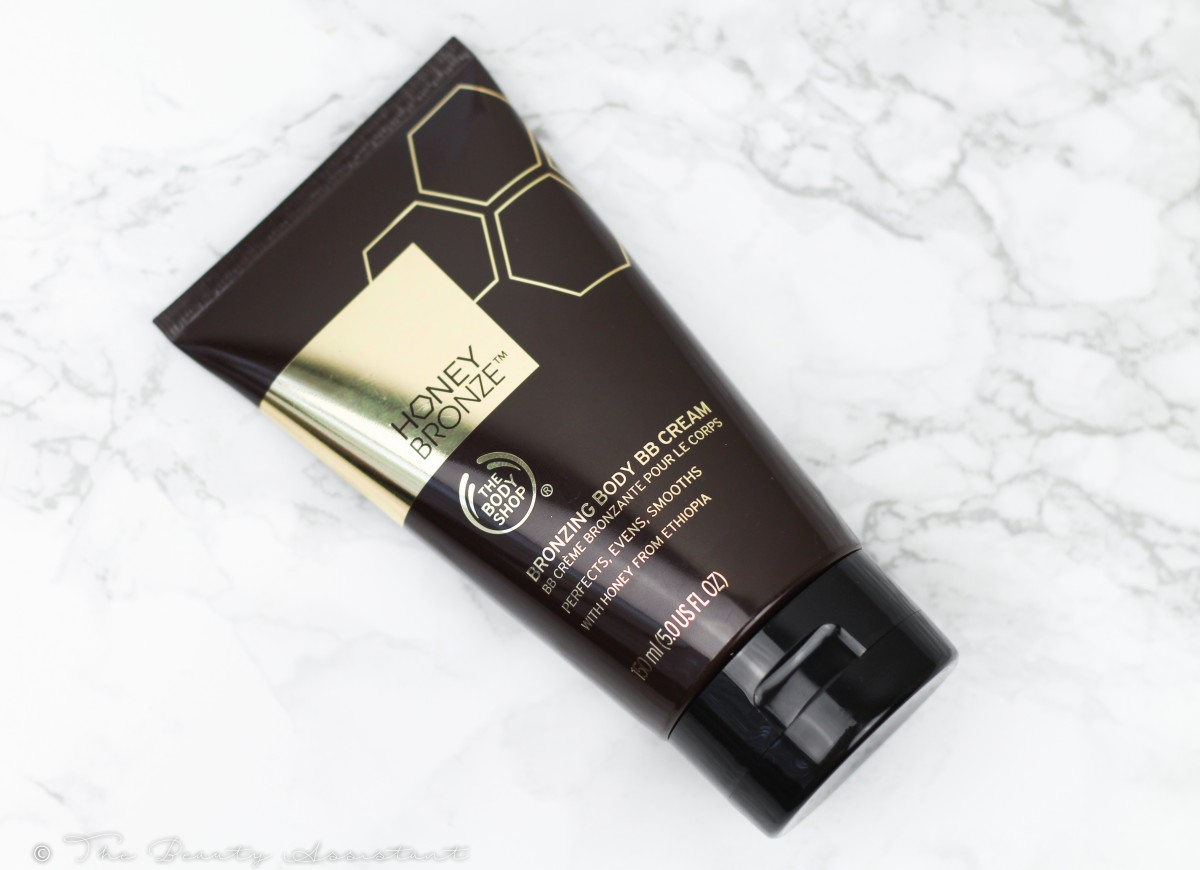 The Body Shop Body BB Cream Honey Bronze