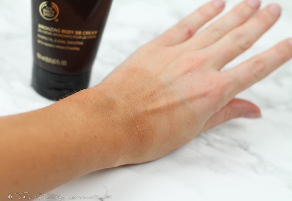 The body shop body bb cream honey bronze the beauty for Bb shopping it