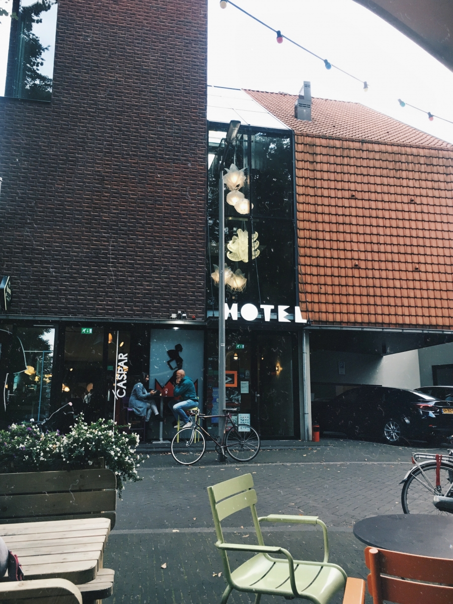 Een nachtje in Design Hotel Modez in Arnhem
