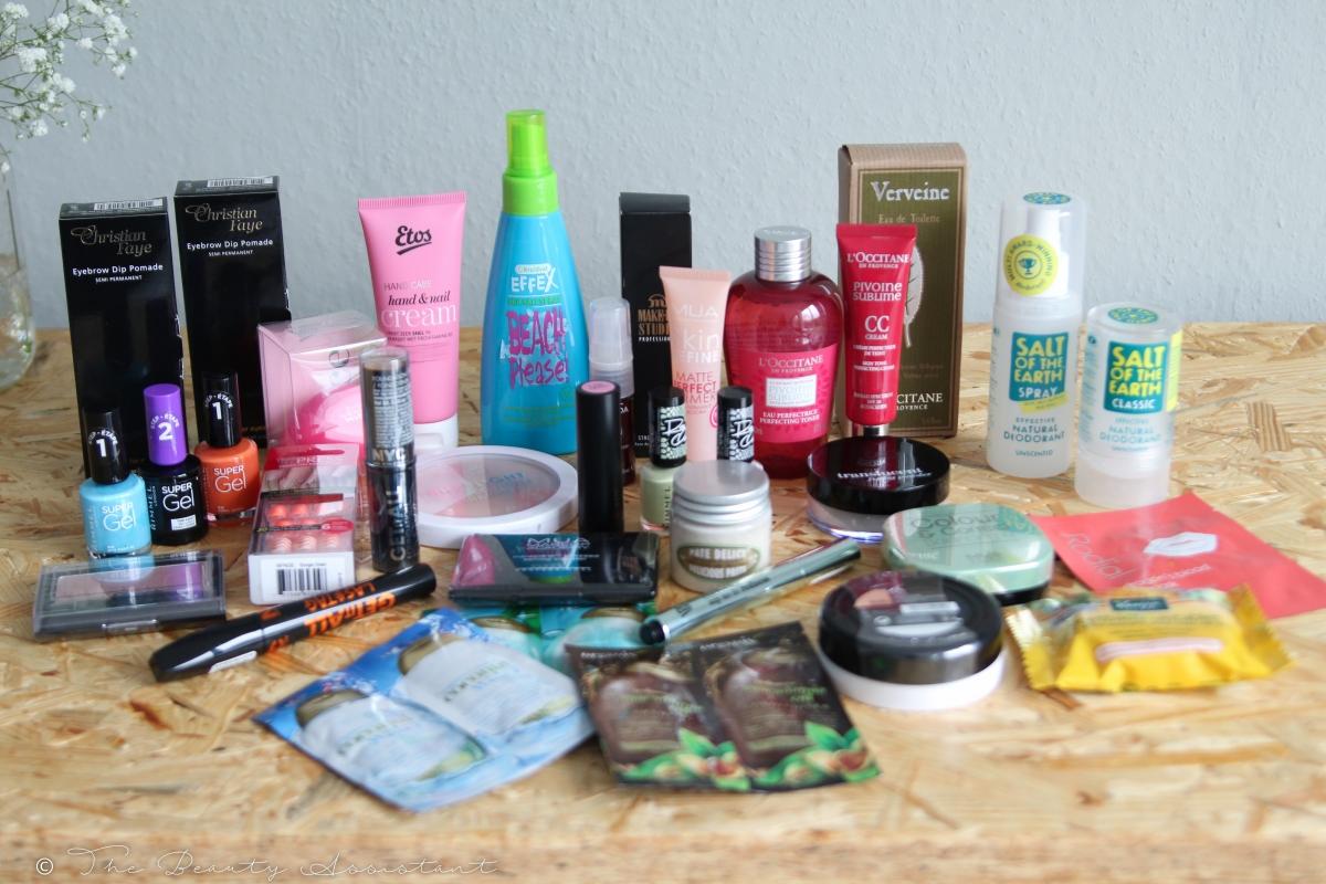 WIN een Mega Beauty Pakket t.w.v. €150,-