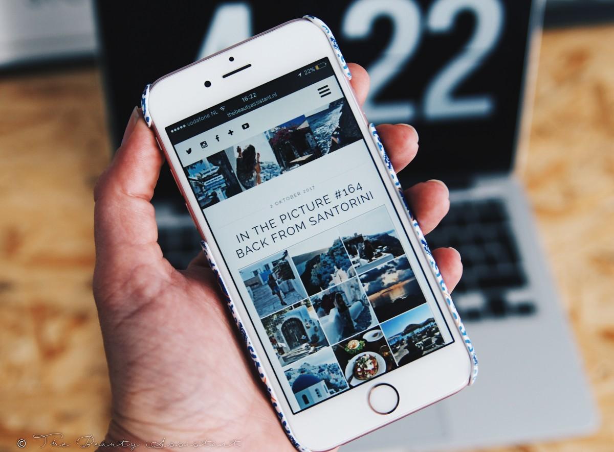 Gadgets die ik gebruik voor mijn blog