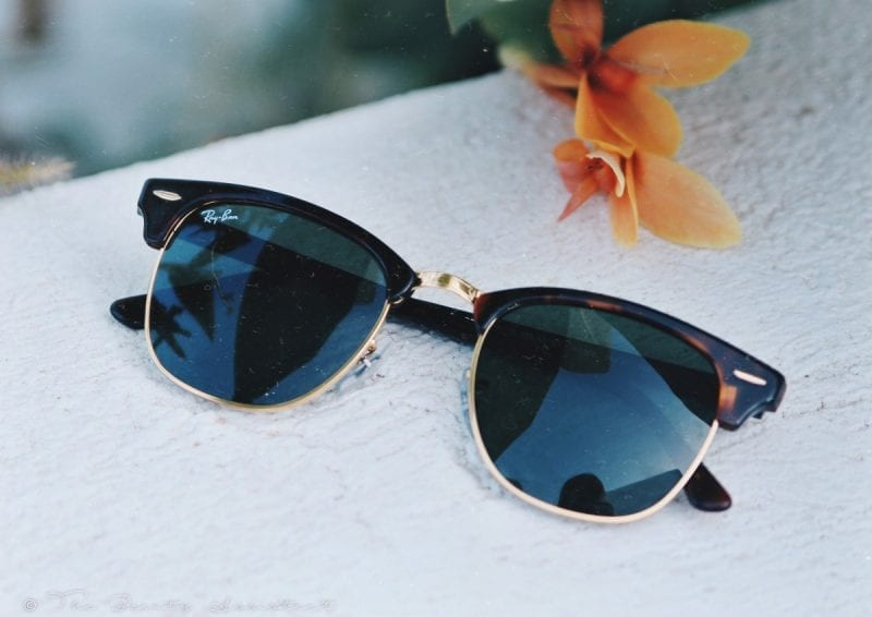 New in: Ray-Ban Clubmaster Zonnebril