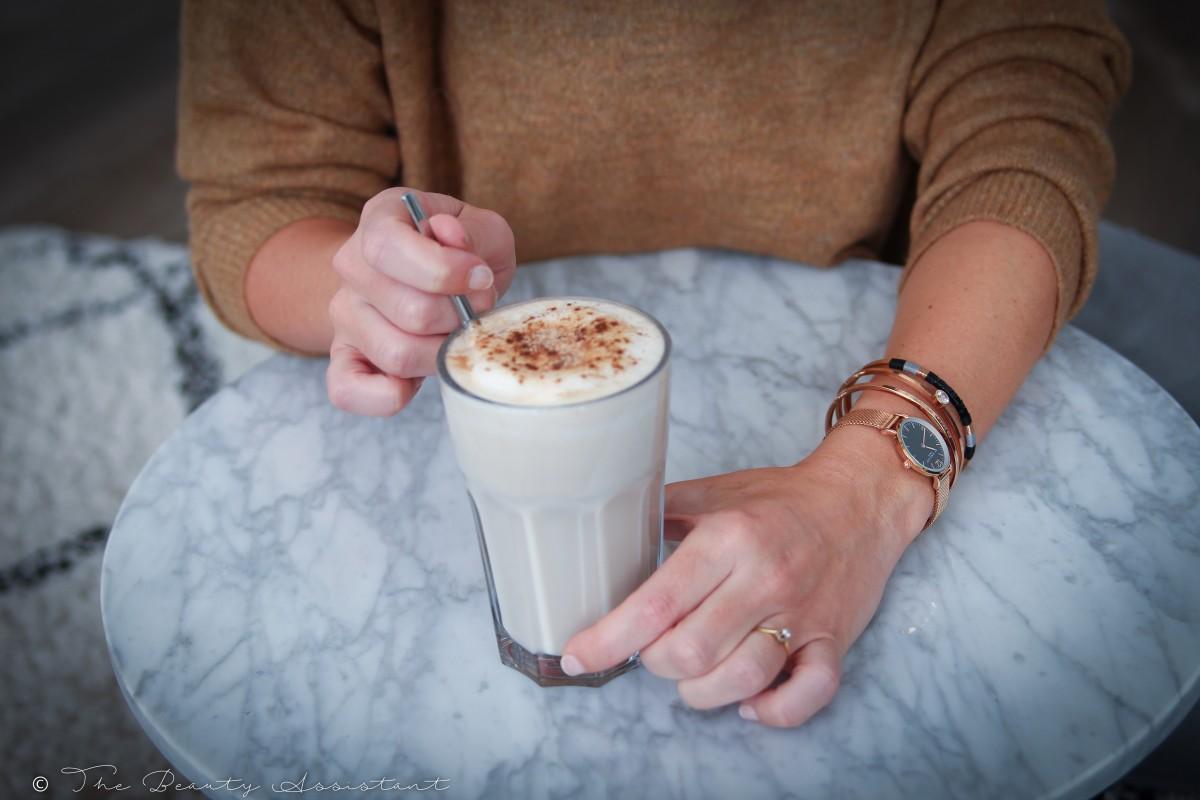 Recept: de lekkerste Herfst Chai Latte