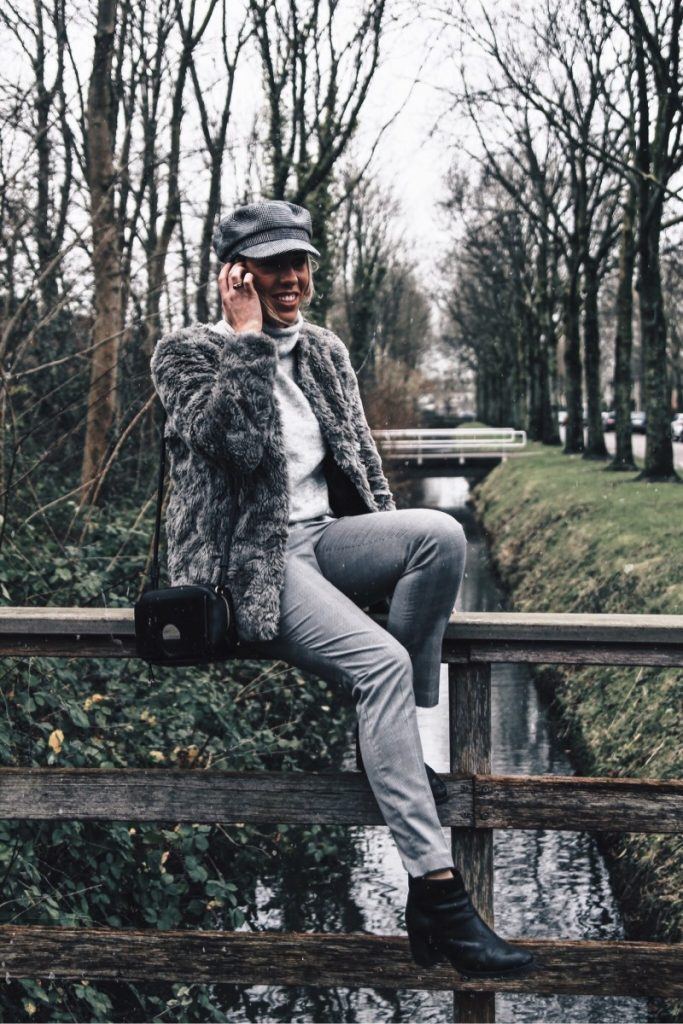 Outfit: Shades of Grey
