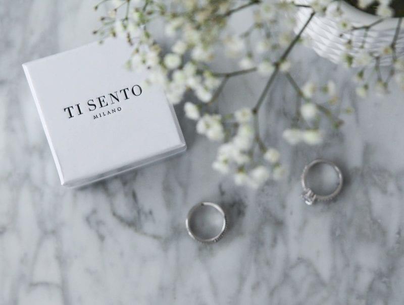 Nieuwe ringen van Ti Sento