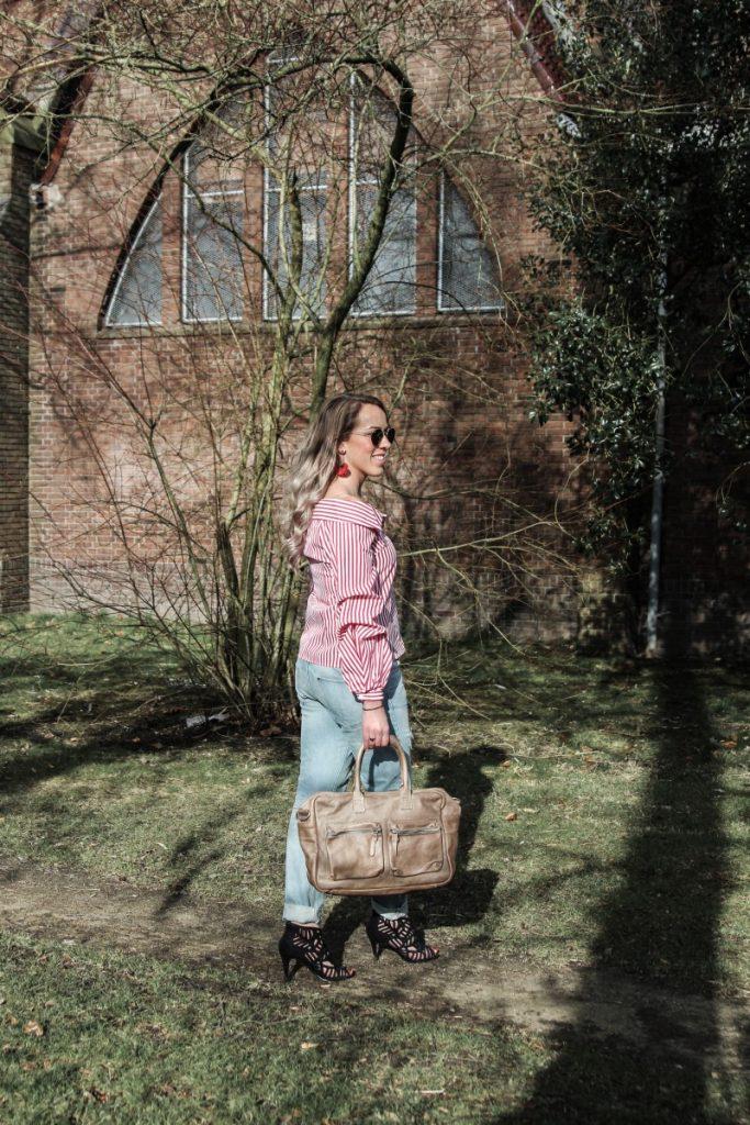 87064c92bc8 Mooie leren tas van Cowboysbag | The Beauty Assistant