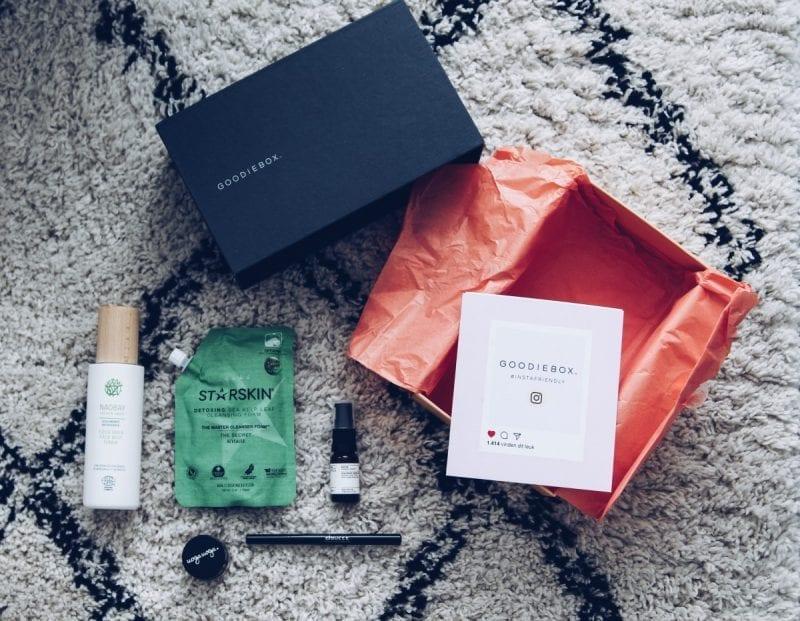 Goodiebox: het maandelijks cadeau voor jezelf