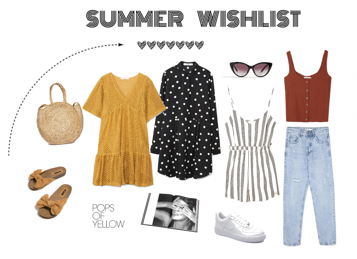 Zomer fashion wishlist