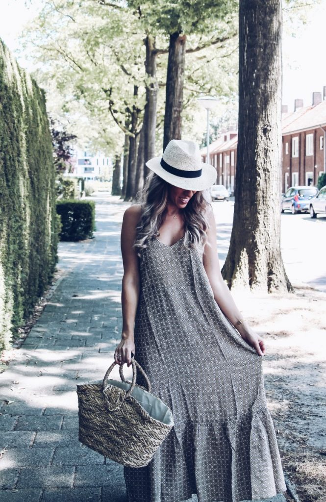 Outfit: Bohemian summer vibes