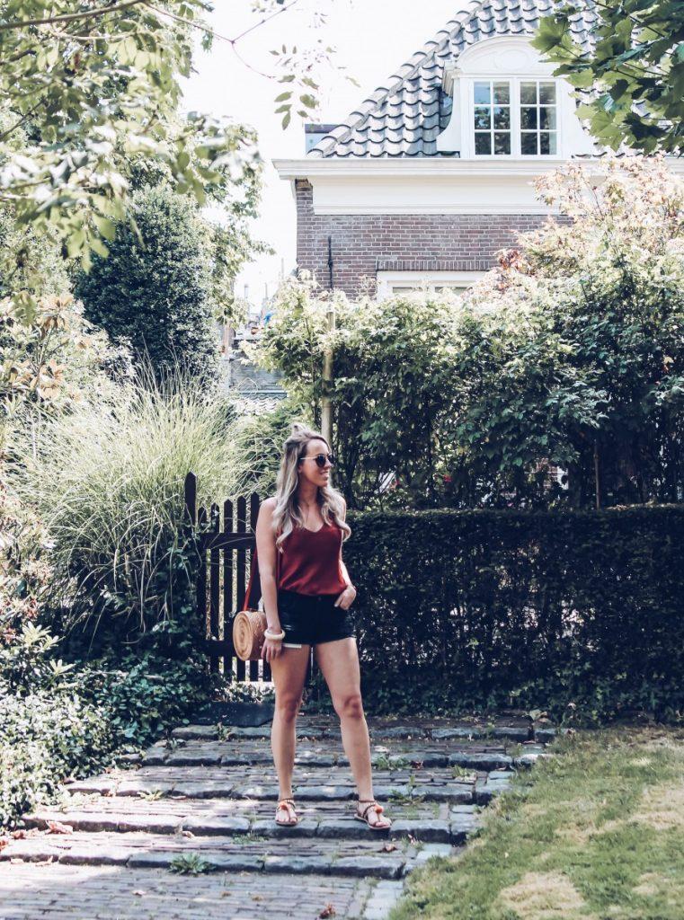 Outfit: Chillen in het park