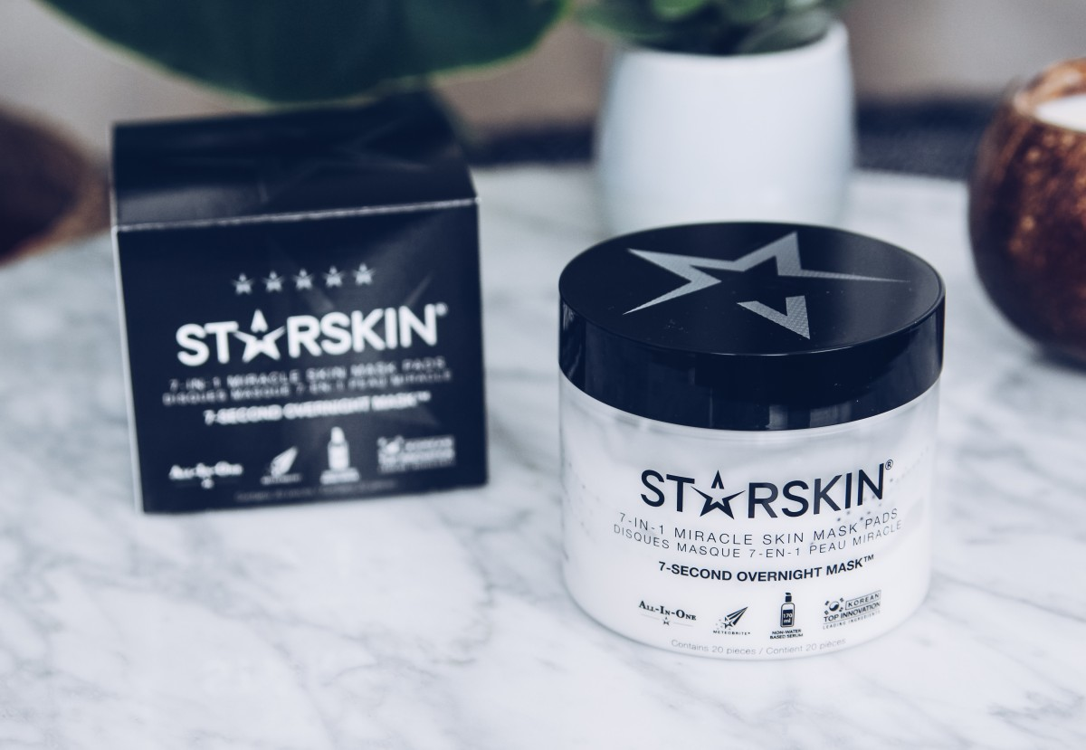 Starskin 7-second overnight mask