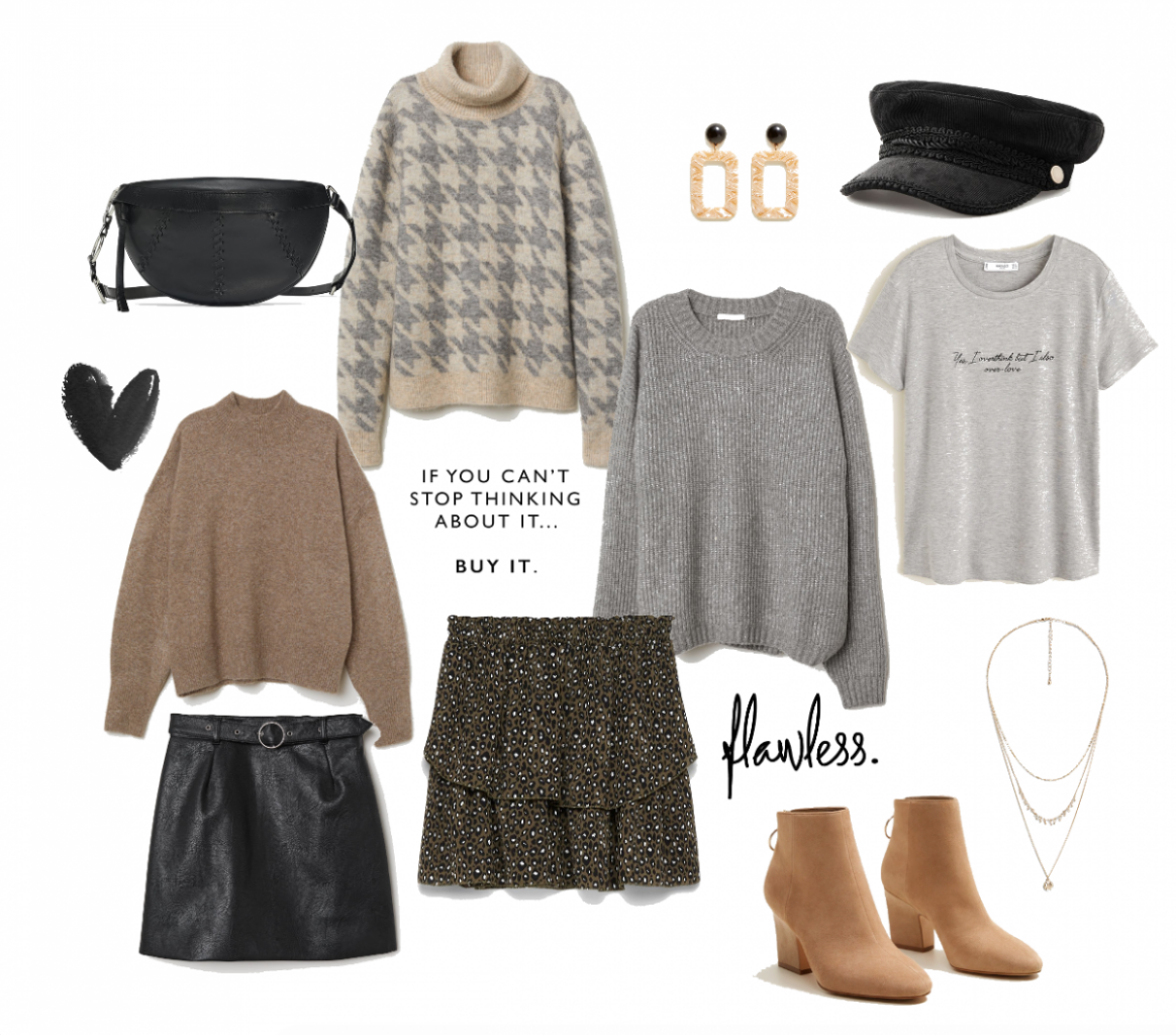 Herfst Fashion wishlist