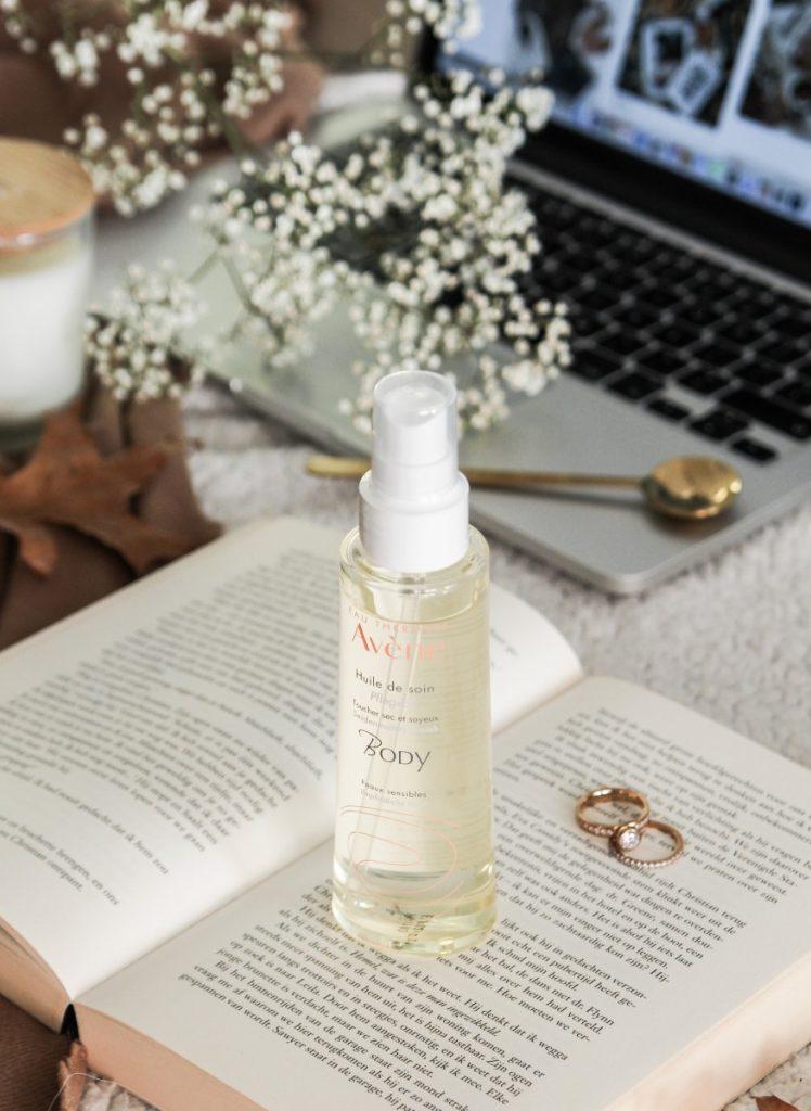 Avène Body Oil voor de droge en gevoelige huid