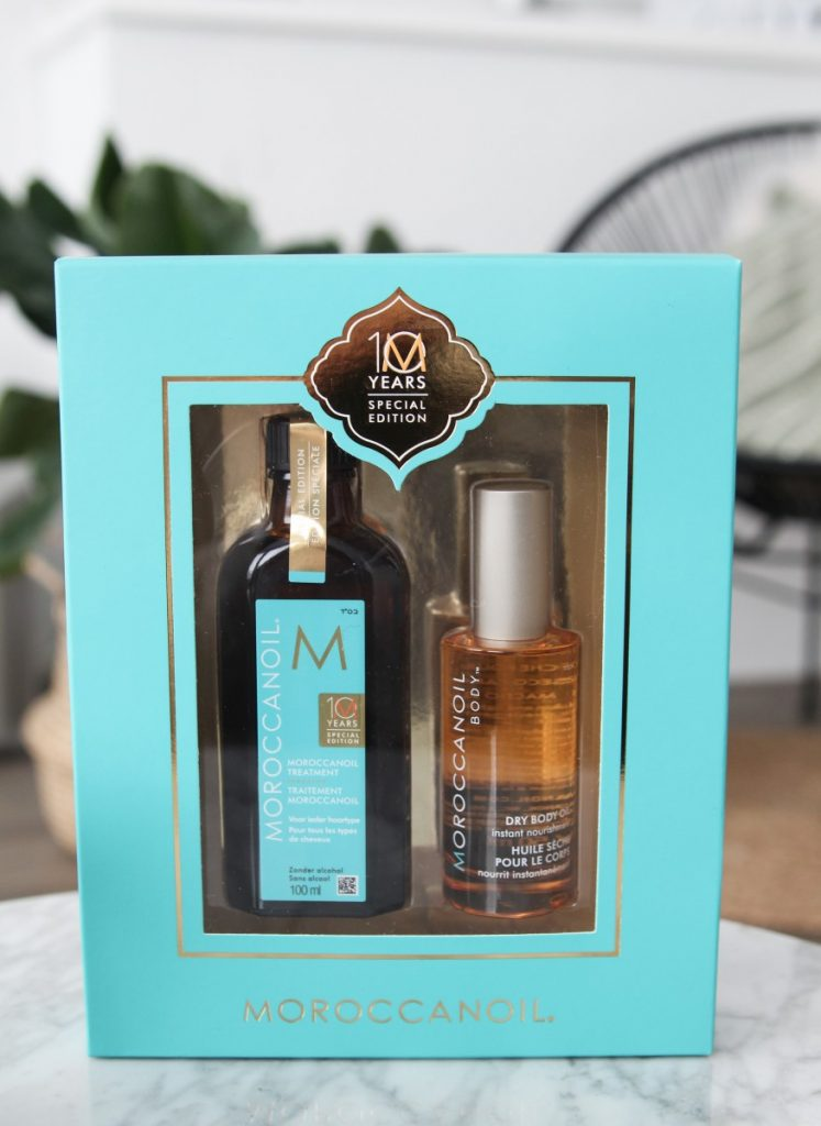 Moroccanoil Treatment & Moroccanoil Dry Body Oil