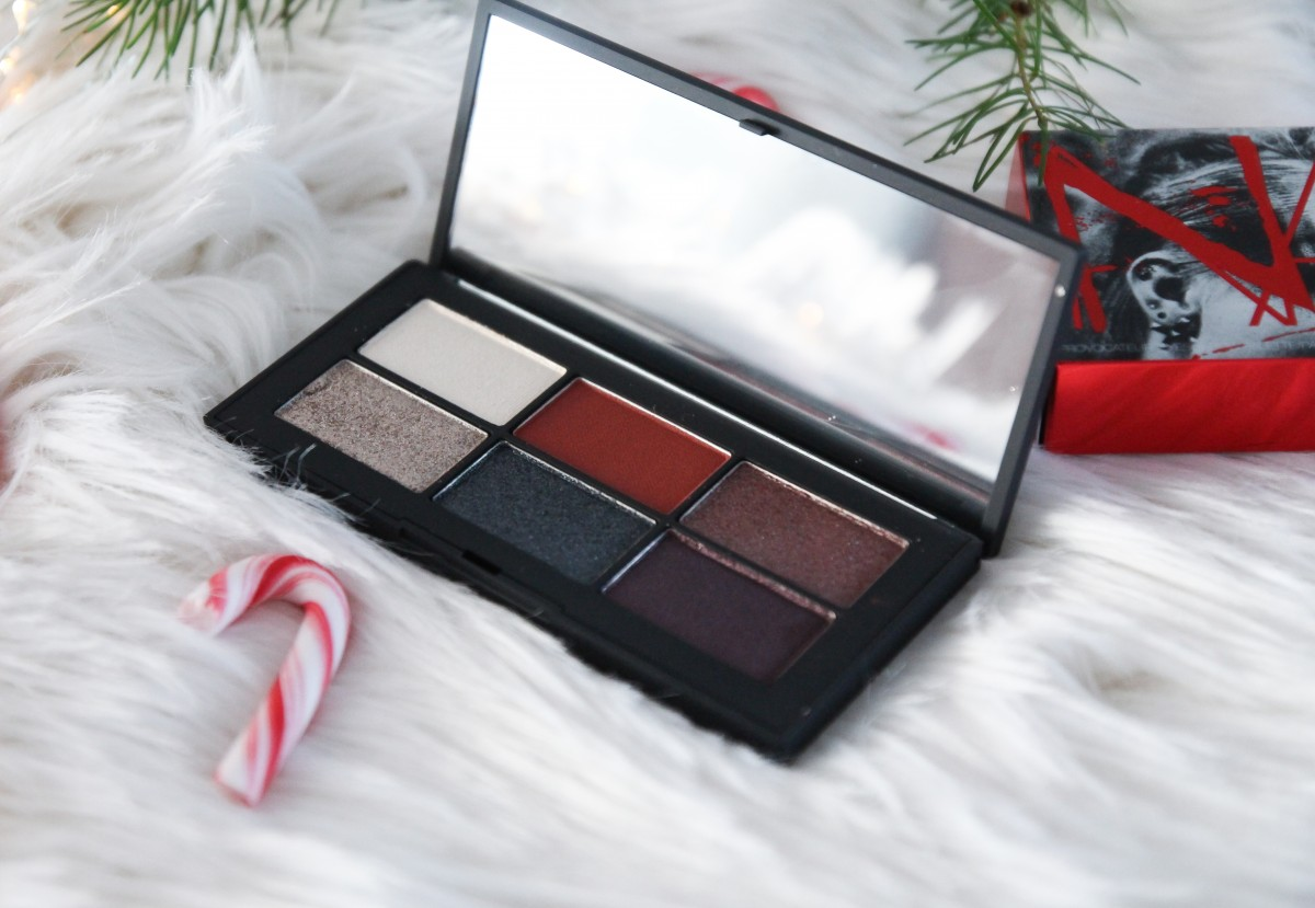 Kerstlook met de NARS Holiday collectie