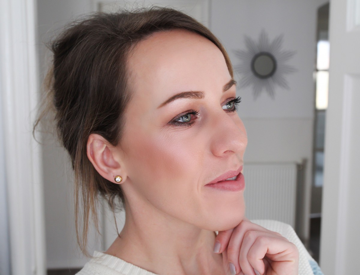 Make-up look met Makeup Geek