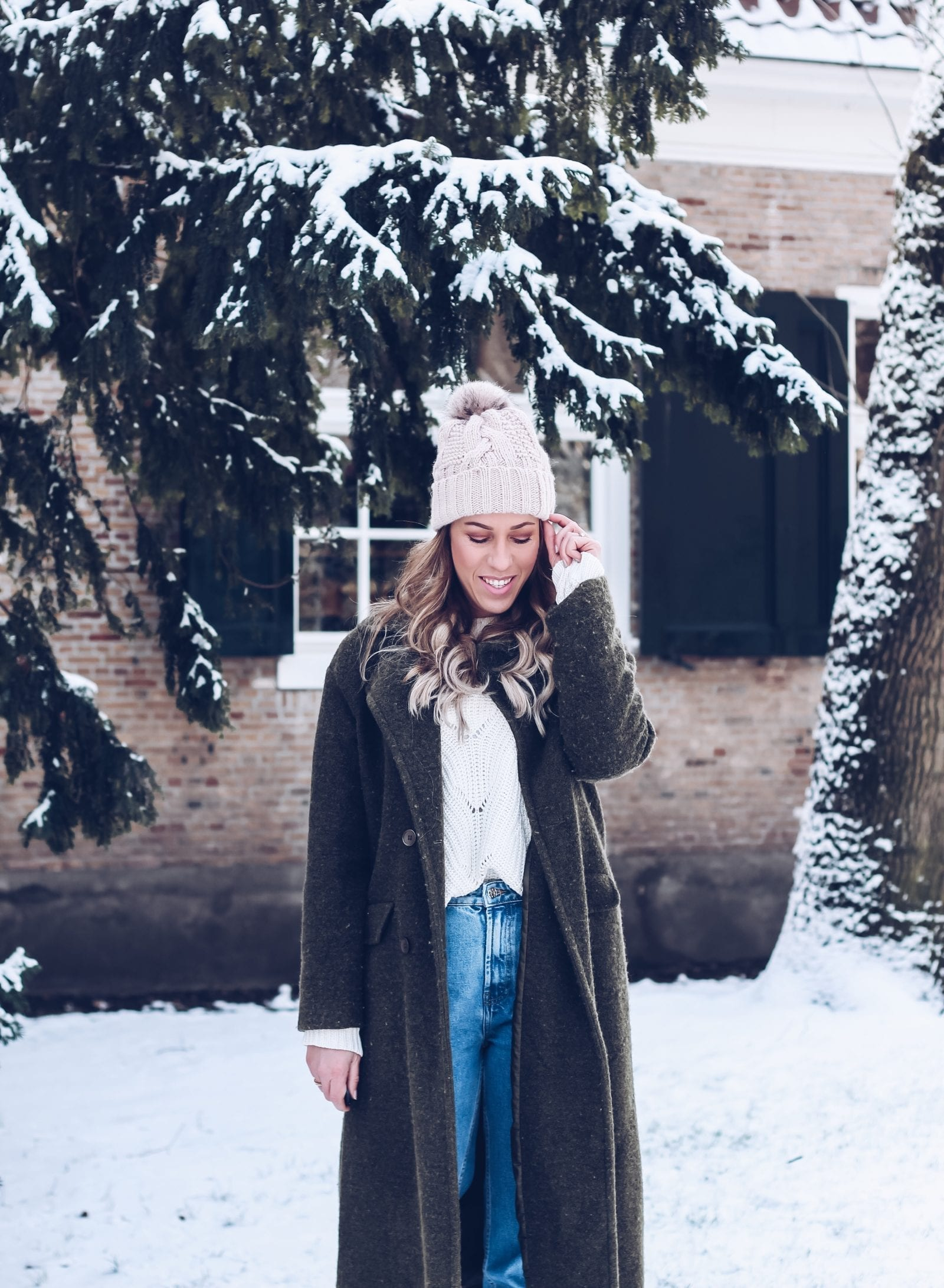 Outfit: Let it Snow