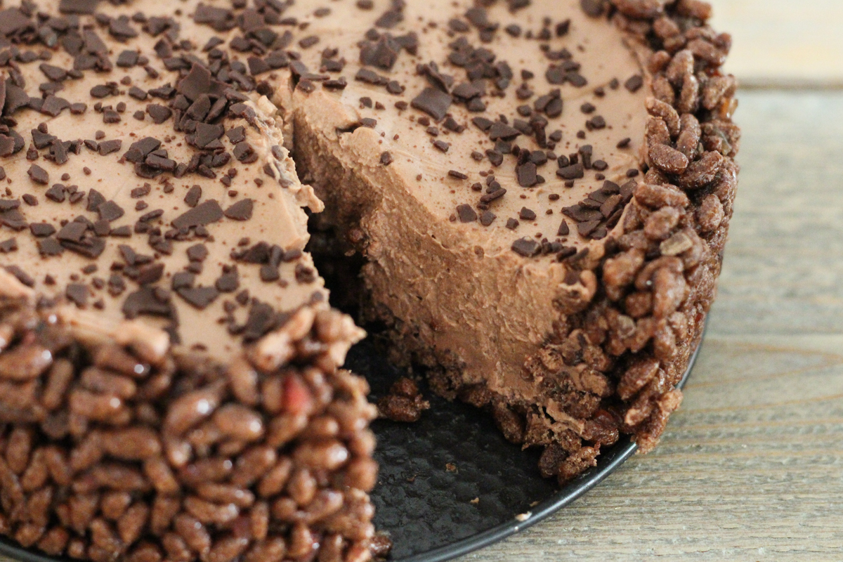 Recept: Chocolade Cheesecake