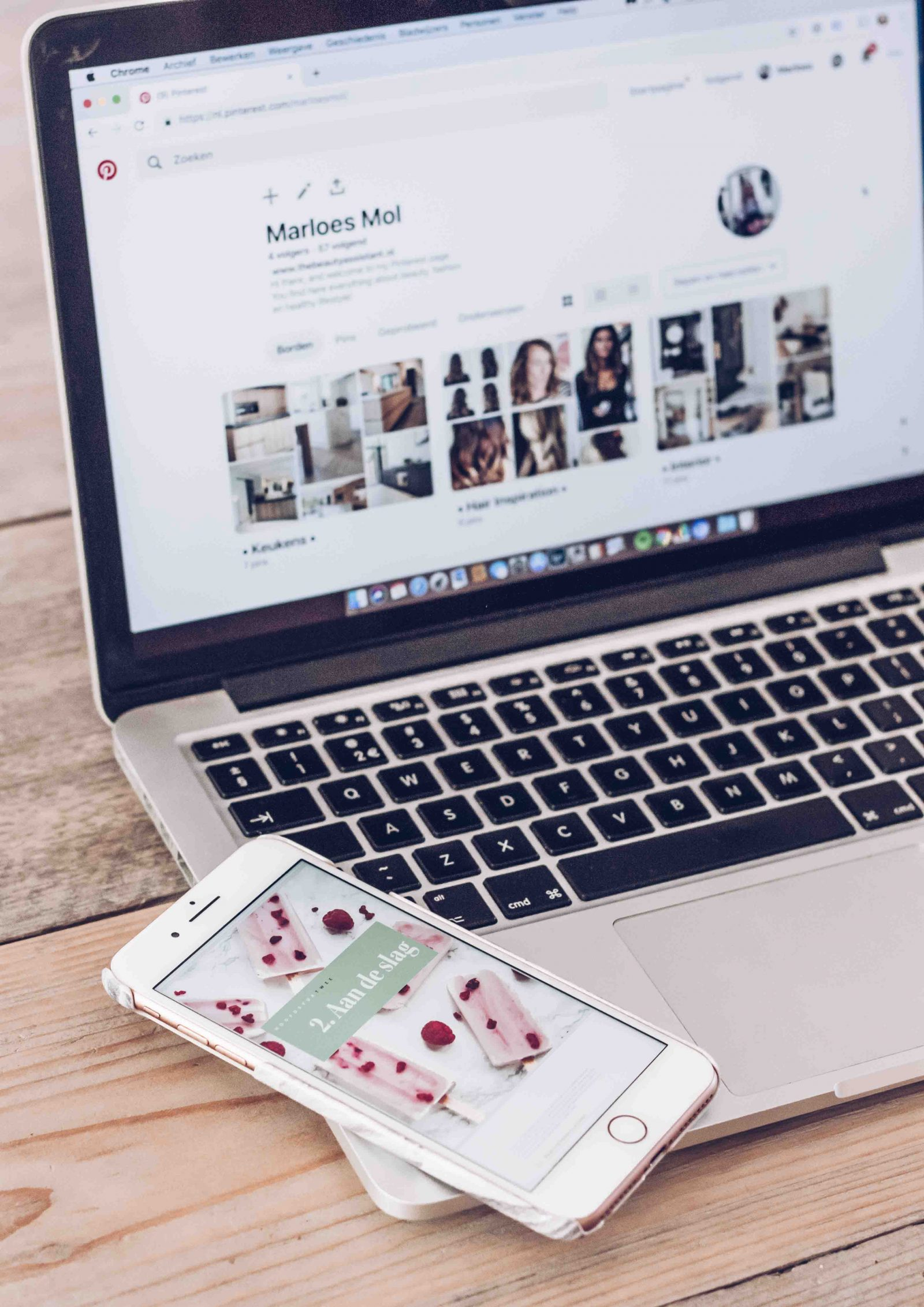 Haal alles uit Pinterest – review e-book